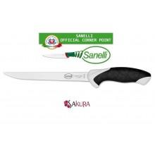 Linea Sakura Professional Knife Coltello Filettare Pesce cm 20 Sanelli Italia Cuoco Chef Art. 107520