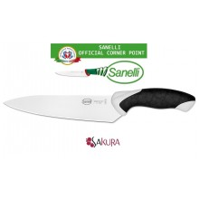 Linea Sakura Professional Knife Coltello Trinciante cm 22 Sanelli Italia Cuoco Chef Art. 312522