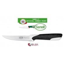 Linea Sakura Professional Knife Coltello Costata cm 12 Sanelli Italia Cuoco Chef Art. 332512