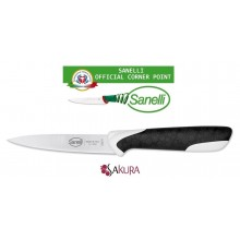 Linea Sakura Professional Knife Coltello Spelucchino  cm 11 Sanelli Italia Cuoco Chef Art. 334511