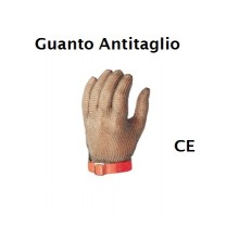 Guanto Antiatglio Niroflex CE Maglia Accaio Art.P00352800