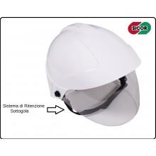 Parte di Ricambio per Elmo Sicor EDL-01 Sistema di Ritenzione Sottogola Art.5220260000