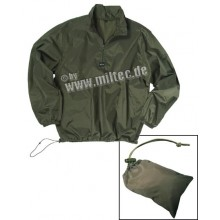 WINDSHIRT MIL-TEC® OLIV Antipioggia Art.-Nr. 10330001