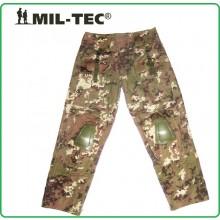 Pantalone Combattimento con Ginocchiere Integrate Combat WL  Vegetato MIL-TEC Art.10513842