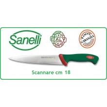 Linea Premana Professional Knife Coltello Scannare cm 18 Sanelli Italia Art.106618