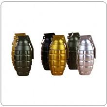 Penna a Sfera a Forma di Bomba Granata Idea Regalo Militare Rambo Art.PENNA-BOM