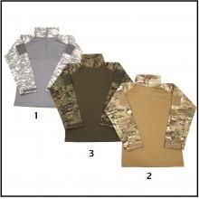 Tactical shirt - Combat Shirt  UBAC - ACU - Multicam - Digital Art.131400