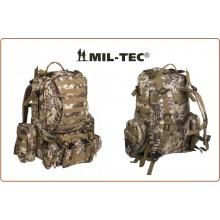 Zaino Assalto Militare 36 Litri Modulari Defense Pack con Sistema M.O.L.L.E. Mandra Tan Mil-Tec Art.14045083