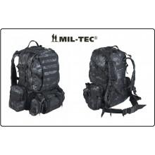 Zaino Assalto Militare 36 Litri Modulari Defense Pack con Sistema M.O.L.L.E. Mandra Night  Mil-Tec Art.14045085