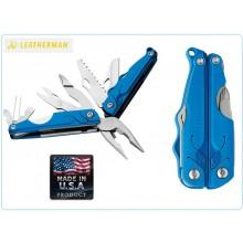 Leatherman LEAP - BLUE -  Pinza Multiuso Garanzia 25 Anni Originale USA Art.LTG831840