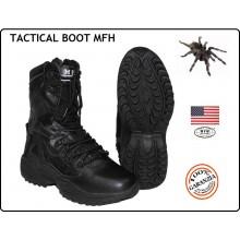 Anfibio Scarponcino Tactical Operation Boot  Spider Militare Polizia Esercito Carabinieri MFH Art.18853A