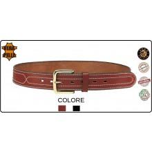 Cintura In Cuoio H4 Vega Holster Italia Art.1C10