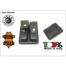 Porta Caricatore Doppio Orizzontale o Verticale Vega holster Italia Art.1P03