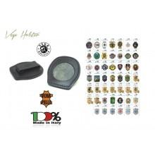 Placca Da Cintura Pelle con Clip Cintura con Placca Metallo Vega Holster Italia Decidi la Placca che ti Serve Art.1WA?