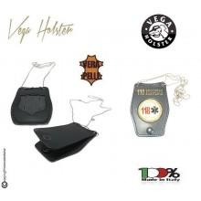 Porta Placca Doppio Uso Collo - 118 Soccorso Sanitario Vega Holster Italia Art.1WB55