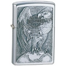 Zippo Made in U.S.A. Harley-Devinson  Art.200HD-H231