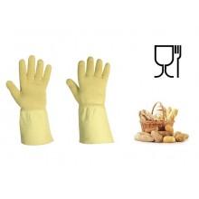 Guanti Kevlar  Professionali Alte Temperature Fornaio Cuoco Chef  89/686/CEE EN 420 EN 388  EN 407 Certificato Art.P0035860
