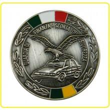 Spilla Distintivo Scorta di Sicurezza Guardia di Finanza  Art.GDF-SS