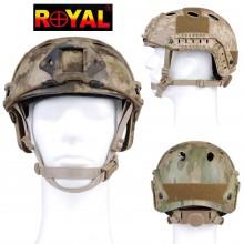 Casco Elmetto Nuovo Modello Helmet Soft Air ROYAL Colore In Tinta ? Decidi Art.212166