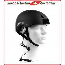 Elmetto Nero Militare Soccorso Emergenza Swiss Eye Helmet 50101/50102  Art.212180