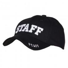 Cappellino Baseball SFAFF Ricamato in 3D Per Manifestazioni Congressi Concerti Art.215151-254