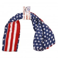 Sciarpa Kefia Foular bandiera Americana Scarf USA flag little star Art.217230