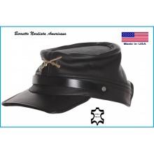 Berretto Pelle Nordista Americano - Unione - Art.218231
