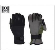 Guanti Tattici in Neoprene Tactical Neoprene Gloves Tiratore INC101 Art.221231