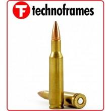 Replica Di Cartuccia Dummy 223 Remington Libera Vendita Technoframes Art.TFR2S-004