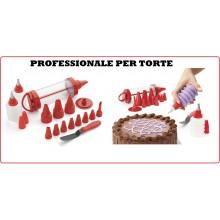 Set Professionale KUHN RIKON per Decorare Torte e Biscotti Art.KZ 22904