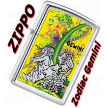 Zippo Zodiaco Gemelli  Art.24933