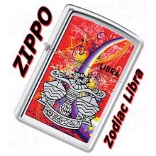 Zippo Zodiaco Bilancia Art.24937