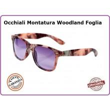 Occhiali Camo con Lente Viola Recon Sunglasses Camo Caccia Militari Esercito Tiro Art.255133V