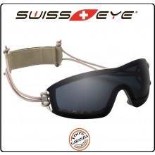 Occhiali Militari SwissEye Glasses Infantry Lente Fume 18811 Art.256125