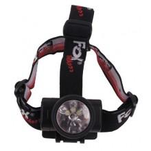 Torcia da Campeggio da Testa  Led survival lampada Lanterna Caccia Art.26433