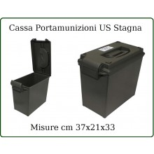 Cassa Portamunizioni in ABS Stagna Militare US MFH Art.27157