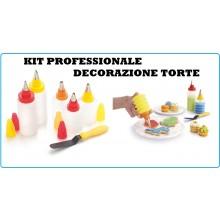 Set Professionale KUHN RIKON per Decorare Torte e Biscotti Art.KZ 22386