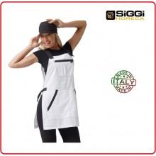 Scamiciato Camice Casacca Taglia Unica Donna Rosa Siggi Art.28SC0001