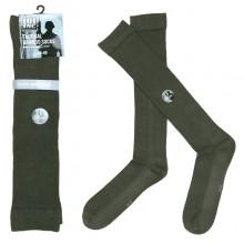 Calze Calzini Calzetti Tattiche Cotone Comodissime Tactical Bamboo Socks Verde Sabbia Nera Art.233185