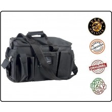 Borsa in Cordura Multitasche Duty Bag Nero Vega Holster Italia  Art.2B04