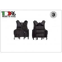 Gilet Giubbino Tattico in Rete e Cordura Tactical Vest Vega Holster Italia Carabinieri Vigilanza Art.2ET03