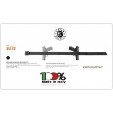 Cintura Belt  Nera in Nastro Rinforzato con Fondina a Scomparsa Vega Holster Italia New Art.2ET22