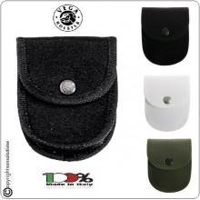 Porta Manette Chiuso Cordura Vega Holster Italia Vigilanza Sicurezza Polizia Carabinieri Art.2P76
