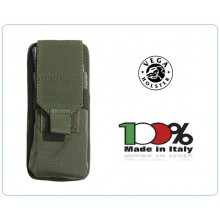 Porta Caricatore M16-AR70/90 Militare Esercito Carabinieri Veaga Holster Italia  Art.2SM13