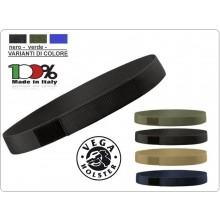 Cintura in Nylon a Strappo Senza Fibbie Cordura Regolabile H4  VEGA HOLSTER ITALIA Art.2V63