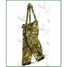 Pantalone Copri Pantalone Vegetato per Parka SBB Goretex Sympatex Miliatre Esercito Soft Air Art.3048
