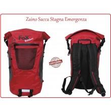 Zaino Borsa Trasporto DRY PAK 20 Rosso Impermeabile 118 Soccorso - CRI - Misericordia - PC Fox Outdoor Art.30529