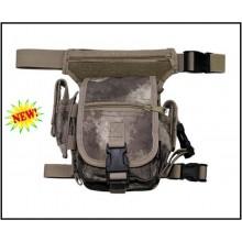 Hip Bag Marsupio Cosciale Mimetico Militare Camo  A-Tacs MFC Art.30701P