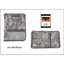 Cartellina Portadocumenti Militare  Digital Acu MFH Art.30985Q