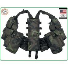 Tactical Vest - Gilet Tattico Modulare - CZ TARN  MFH  Militare Soft Air Paintball Art.30993J